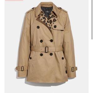 Coach | Short Trench Coat